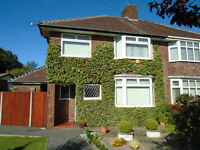 3 bedroom semi-detached house/garage for sale. Storeton Road, Oxton, Wirral