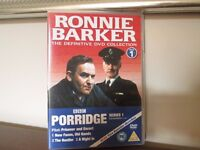 PORRIDGE SERIES 1 (1 Disc)