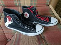 Converse Chuck Taylor (Green Day Pack) Size 9