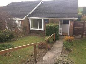 Beautiful 2 bed bungalow to let - £1000pcm