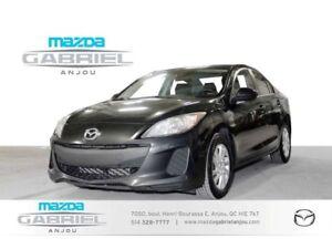 2012 Mazda Mazda3 GX+A/C+BLUETOOTH
