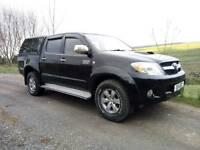 Toyota Hilux 3.0 D4D No Vat