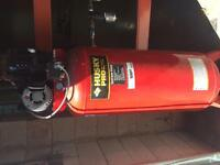 Husky 60 gallon compressor