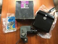 Canon Reflex Zoom 8-2 vintage video camera