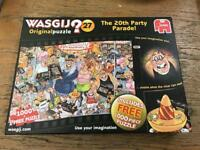 Wasgij Puzzles - includes free puzzle