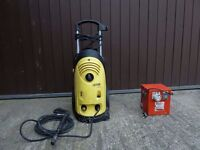 Karcher HD6 Pro Professional Pressure Washer with Lance & Transformer