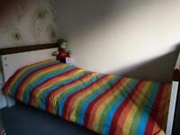 Mamas and Papas Cot bed.