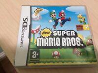 Nintendo DS Super MarioBros Game