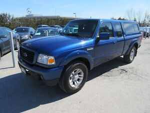 2008 Ford Ranger SPORT SUPER CAB / ACCIDENT FREE