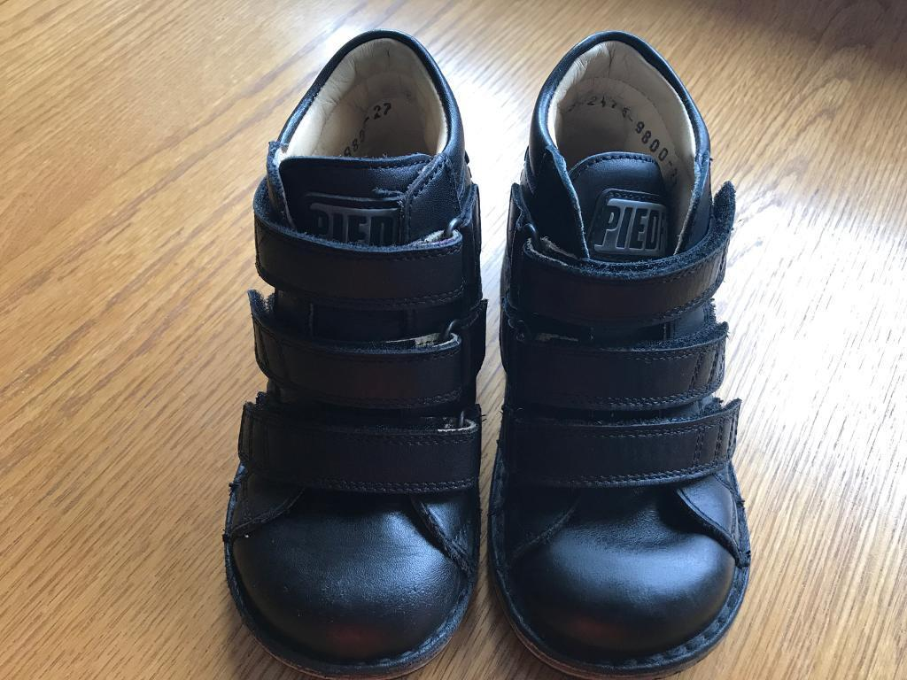 07828fdbe8 Boys piedro boots size infant 9.5 (27) | in Ellon, Aberdeenshire | Gumtree