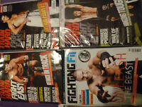 Magazines - Train Hard, Fight Easy and other magazines - job lot - 38 magazines
