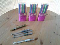 stationery - pens - felt tip pens