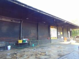 Light industrial units available to rent in Finchley N3 from £135/week