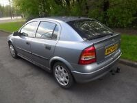 2004 VAUXHALL ASTRA CLUB 8V PETROL CHEAP £450