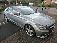Mercedes-Benz CLS 3.0 CLS350d CDI BlueEFFICIENCY AMG Sport 7G-Tronic Plus 4dr