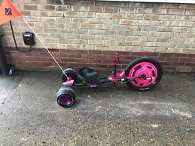 Pink Green machine