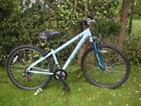 apollo xc26s front suspension 14 in fr 26 in wheel,very tidy/runs perfectly