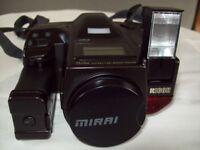 Ricoh Mirai 35mm-135mm Zoom .SLR.Auto Focus Film Camera.