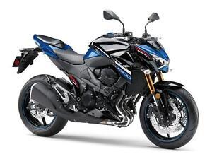 2016 Kawasaki Z800 ABS / 23$/sem garantie 2 ans