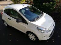 Ford, KA, Hatchback, 2013, Manual, 1242 (cc), 3 doors