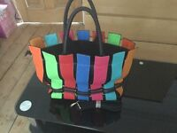 Multicoloured Summer Bag