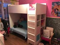 Kids loft bed (IKEA) and other furniture