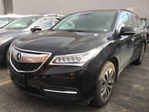 2014 Acura MDX NAVI | OFFLEASE | 7PASSENGER | 2.9% | 1OWNER