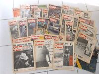 89 VINTAGE CYCLING MAGAZINES