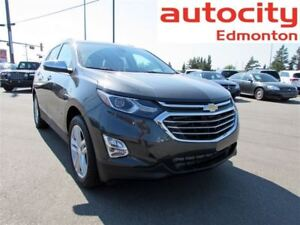 2018 Chevrolet Equinox Premium AWD 7 PASSENGER Bluetooth LOW KM!