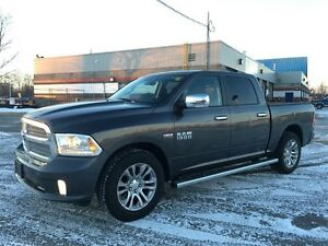 2014 Ram 1500 Longhorn 4X4 LOADED!