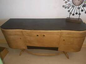 Upcycled sideboard. Can be redone
