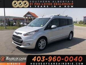 2015 Ford Transit Connect Titanium
