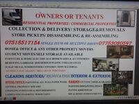 CLEANING/PAINTING/WALLPAPER & COLLECTION/ REMOVALS ALL KIND OF STUFF/ HOUSE & GARDEN