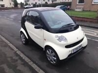 2005 Smart ForTwo Pure, 18k Genuine Miles Supported By MOT History, Cheap Tax Full MOT