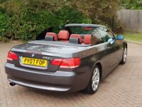 Bmw 320i auto convertible, full service history, new 12 months MOT