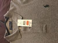 Ralph Lauren Long Sleeved Polo