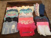 Girls clothes bundle age 9-12 months