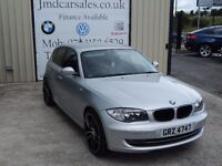 2008 BMW 1SERIES 120D SE 5DR (FINANCE AND WARRANTY AVAILABLE)