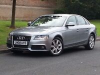 AUDI A4 2.0 TDI AUTOMATIC 2008 FACE LIFT MODEL 2 OWNER 106k FULL SERVICE HISTORY CAMBELT CHANGED