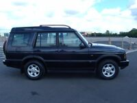 LAND ROVER DISCOVERY TD5 GS AUTO