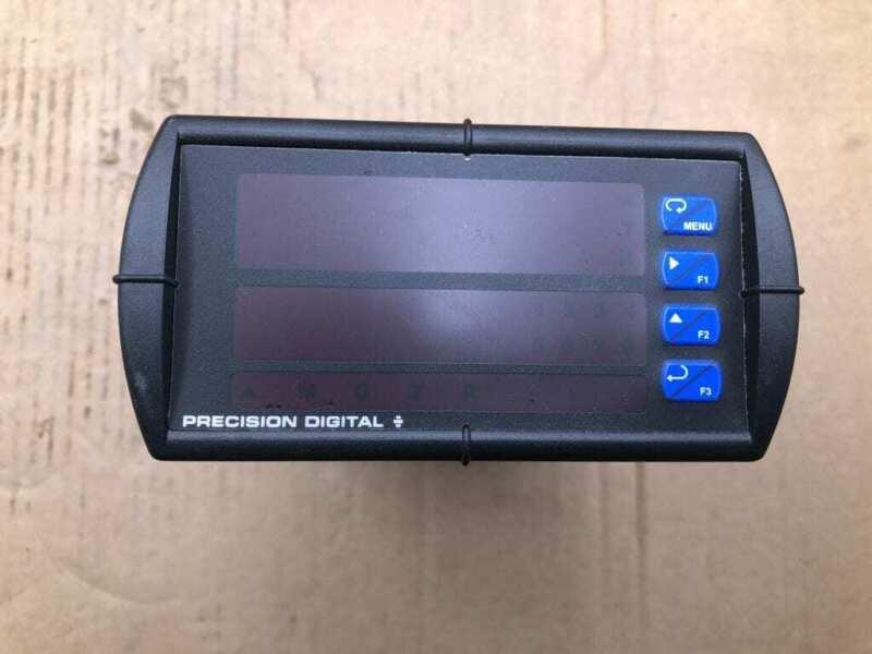 Precision Digital PD6300-6R3 ProVu Pulse Rate/Totalizer 20W 90-265VDC