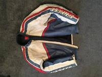 Dainese lucky pelle leather jacket