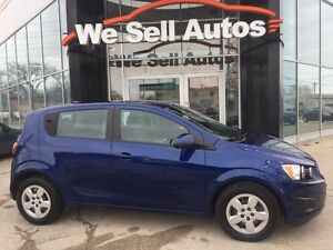 2013 Chevrolet Sonic LS *BTOOTH *MP3 *REMOTE START
