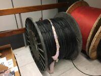 Military Grade Fibre Optic Cable- 2km in total