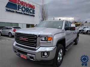 2016 GMC Sierra 2500HD SLT Crew Cab 4X4 w/8' Box, Remote Start