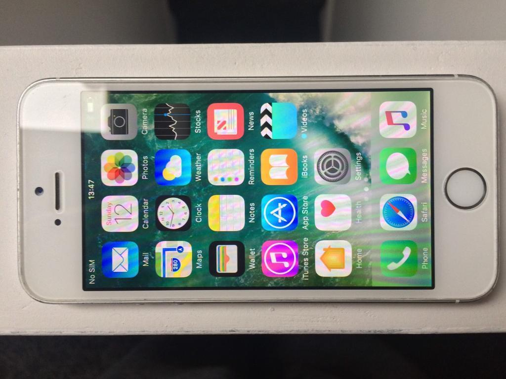 Apple iPhone 5s 16Gb CHEAP BARGAINin Leicester, LeicestershireGumtree - On 02, will also work with Giff GaffFully working order with no issuesGood conditionComes with chargerCall for more infoThanks for looking )