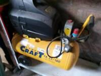 Compressor and attachments