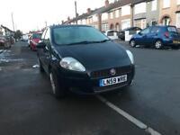 Fiat Grande Punto 1.4 Petrol 44,930 miles