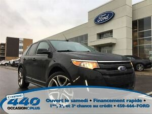 2013 Ford Edge Sport  *Toit Ouvrant, Cuir, Navigation*