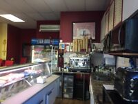 Coffee shop for sale(lease hold)